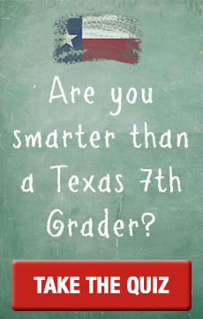 are you smarter than a seventh grader? take the quiz!